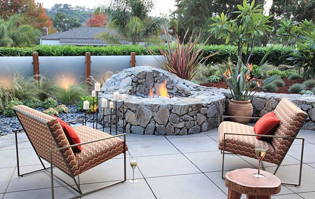 Portfolio photo gallery of landscaping and hardscaping projects by ...